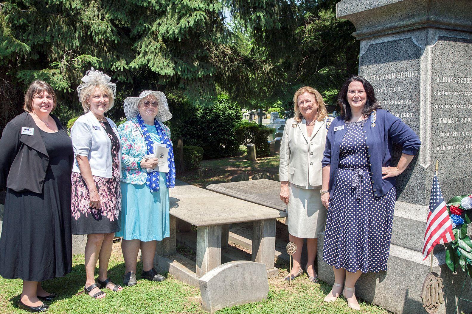 Pvt Nathan Brooke Grave Marking